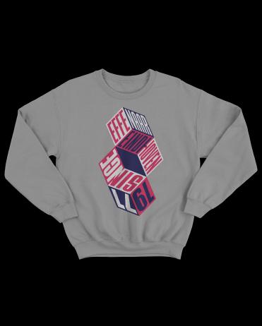 Effenaar Sweater 2016 / Textile – Fashion design
