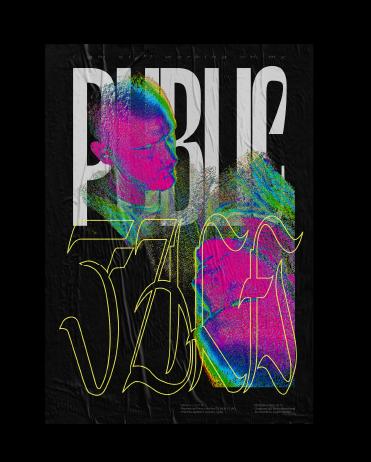 Type Exploration / Poster design